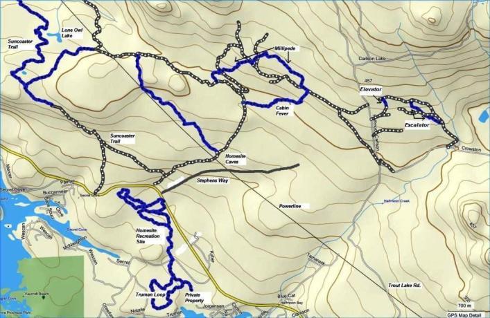 Homesite Carlson map