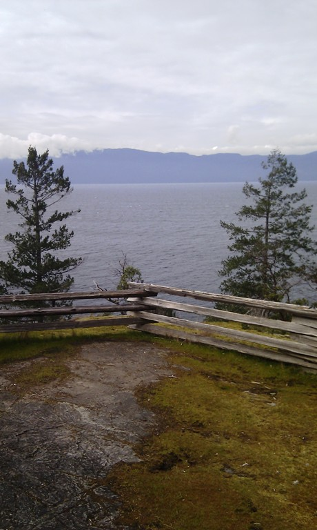 Francis Point viewpoint